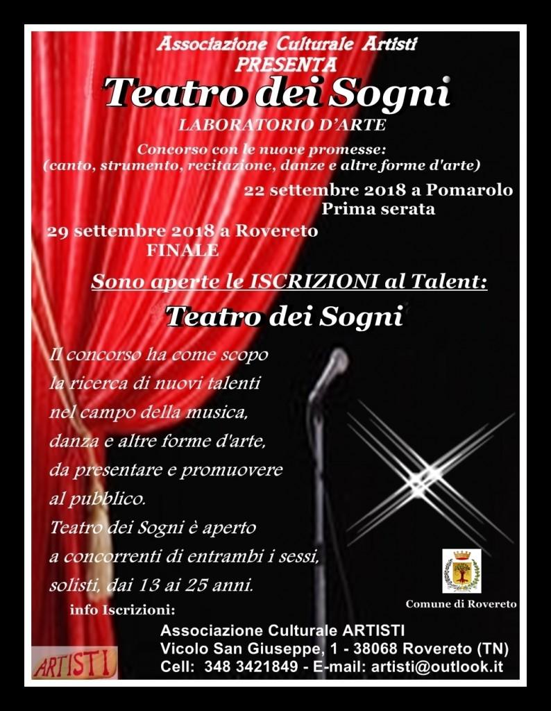 Teatro dei Sogni pubb OFF originale 4